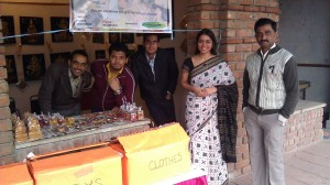 Books, Toys and Clothes Collection Campaign in Delhi