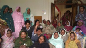Supporting Empower People - Shafiq Ur Rehman, who is fighting against Bride and Women Trafficking